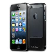 Cooler master Aluminum bumper for iPhone 5 (black)