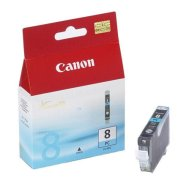 Canon CLI-8PC Photo Cyan Ink Tank (for Pixma iP6600/6700, MP960, Pro9000), 420 p. @ A4 7,5%