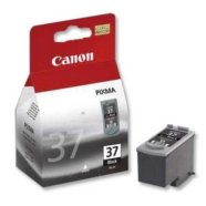 Canon PG-37 FINE Pigment Black Ink Cartridge (for Pixma iP2800/2500/2600, MP140/210/220, MX300/310), 220 p. @ A4/ 1390 photos