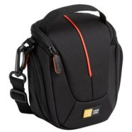 Case Logic DCB303 Compact Camcorder Case compact/  Nylon/ Black/ For (6.6 x 13.5 x 8.9 cm)