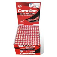 Camelion Plus Alkaline AA (LR06) Display Box (24x10pcs) Shrink Pack, 2800mAh