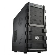 Cooler master High Air Flow, HAF- 912 Combat, USB 3.0, full black midi tower, w/o PSU, ATX / Micro-ATX,