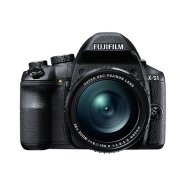 Fujifilm FinePix X-S1 Black, 12.0Mpixels/ Fujinon 26 x optical zoom lens/ ISO 12800/ 3.0'' LCD/ HD movie/ Super Intelligent Flash/ Li-ion batt./ HDMI mini/ Media: SD / SDHC / SDXC