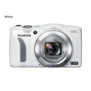 Fujifilm FinePix F750EXR white, 16.0Mpixels/ Fujinon 20x optical zoom lens/ EXR CMOS /  3.0'' LCD/ Face Detection/ ISO 12800/  Support: SD/SDHC/SDXCmemory card /  Li-ion batt.