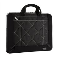 "Targus Laptop Slipcase for 13-14"" (Black/Grey) / Neoprene / Interior: 34.3 x 3.9 x 24.1 cm"