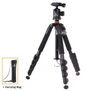 Vanguard ALTA+ 235AB 50 Tripod + Head / Ultra lightweight / Compact / Enables low-angle photography / Quick-flip leg locks