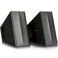 Microlab FC-10 2.0 Speakers with DSP/ 30W RMS (15W+15W)/ Black