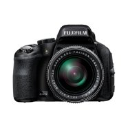 Fujifilm FinePix HS50 EXR, 16.0Mpixels/ Fujinon 42x optical manual zoom/ 3.0'' LCD/ ISO 12800 / Full HD rec./ HDMI/ USB2.0/ Li-ion battery / Media: SD/SDHC/SDXC