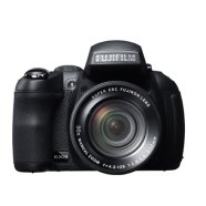 Fujifilm FinePix HS35 EXR, 16.0Mpixels/ Fujinon 30x optical zoom/ Internal memory (Approx. 25MB) / 3.0'' LCD/ ISO 12800 / Full HD rec./ HDMI/ USB2.0/ Li-ion battery / Media: SD/SDHC/SDXC
