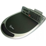 Gembird MP-UC1 USB combo mouse pad with a built-in 3port hub, memory card reader, calculator and thermometer