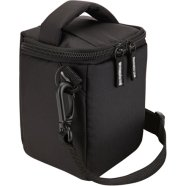 Case Logic TBC404 Compact High Zoom Camera Case / Nylon / Fits Devices: 8.9 x 7.6 x 11.7 cm