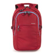 "Tucano LIVELLO Backpack for MacBook 15"" and Notebook 15.6"" + iPad and tablet (Red)"