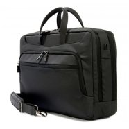 "Tucano WORK_OUT compact bag for MacBook Pro/Retina 15"" and Ultrabook 15""+ iPad and tablet (Black)"
