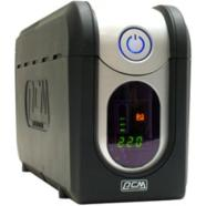 PCM UPS IMD-1000AP USB, LCD display, Elegant design with quality protection for Small Servers, Workstation or PCs/ 1000VA/Line Interactive/ USB