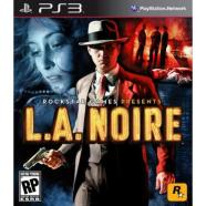 LA Noire for PS3 Game DVD