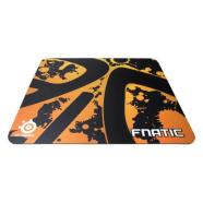 SteelSeries QcK+ Fnatic Gaming Mouse Pad XL size