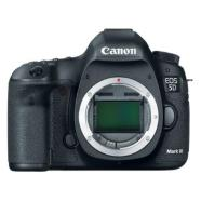 "Canon EOS 5D Mark III body, 22.3Mpixels, 6fps, 61 AF points, Live View, 3.2"" LCD, ISO 100 (H1:25600) (H2: 102400), Full HD movie, 14-bit DIGIC 5+ processor, HDR mode, Weather sealing,  Li-ion Batt."