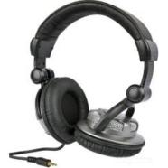 Gembird MHP-401 DJ headphones / 20 - 20000 Hz / 108 dB / 32 Ohm / Cord length: 1.5 m / Volume control