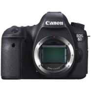 "Canon EOS 6D Body, 20.2Mpixel/  DIGIC 5/ 11-point AF/ 3.0"" LCD with Live view/ Full-HD movie/ ISO 25600-102400/ WiFi/ GPS/ SD/SDHC/SDXC card slot/ Li-ion Batt."