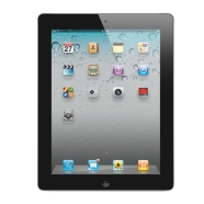 iPad 2 9.7&quot; Wi-Fi + 3G 16GB must tahvelarvuti