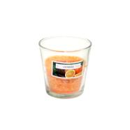 Klaasküünal PALM D6.3xH6.4cm, oranz