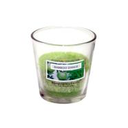 Klaasküünal PALM D7.5x7.7cm, roheline