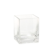 Vaas IN HOME 10x10xH12cm, klaas