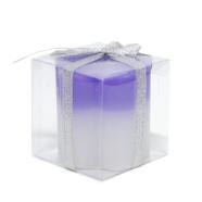 Küünal D7xH7cm, LED valgustiga