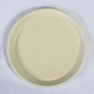 Lillepoti alus SIAM D28cm, antiik valge