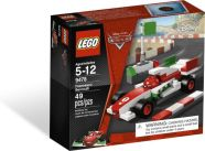 LEGO Cars Francesco Bernoulli