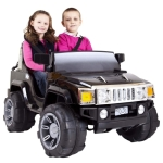 Elektriauto lastele Hummer must, komisjonimüük