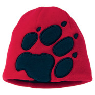 Kids Front Paw Tango red m&#252;ts