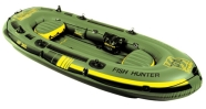 HF360 Fish Hunter kummipaat