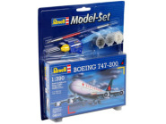 mudellennuk Boeing 737-200 `British Airways` 1:200