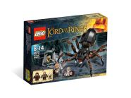 The Lord of the Rings Shelob ründab
