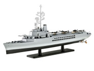 mudellaev French Helicopter Carrier JEANNE d'ARC (R97) 1:1200