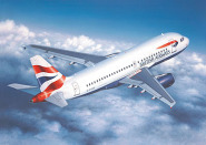 mudellennuk Airbus A 319 `British Airways`  1:144