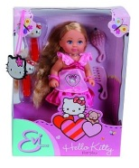 nukk Evi Hello Kitty kleidis