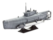 "German Submarine Type XXVIIB ""Seehund"" 1:72"