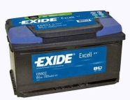 Aku Excell 80Ah 700A 315x175x175 -+