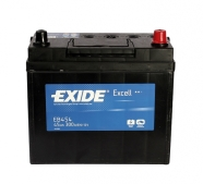 Aku Excell 45Ah 300A 234x127x220 -+J