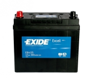 Aku Excell 45Ah300A 234x127x220 +-J