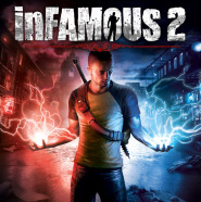 PlayStation 3 mäng InFamous 2