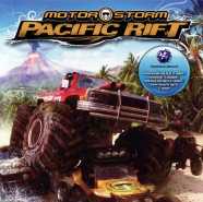 PlayStation 3 mäng MotorStorm: Pacific Rift