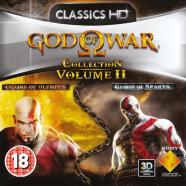 PlayStation 3 mäng God of War Collection: Volume II