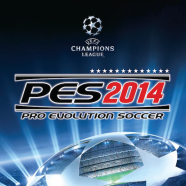PlayStation 3 mäng Pro Evolution Soccer 2014
