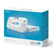 mängukonsool Wii U, 8 GB