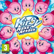 Nintendo DS mäng Kirby: Mass Attack