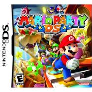 Nintendo DS mäng Mario Party