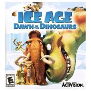 Nintendo DS mäng Ice Age: Dawn of the Dinosaurs